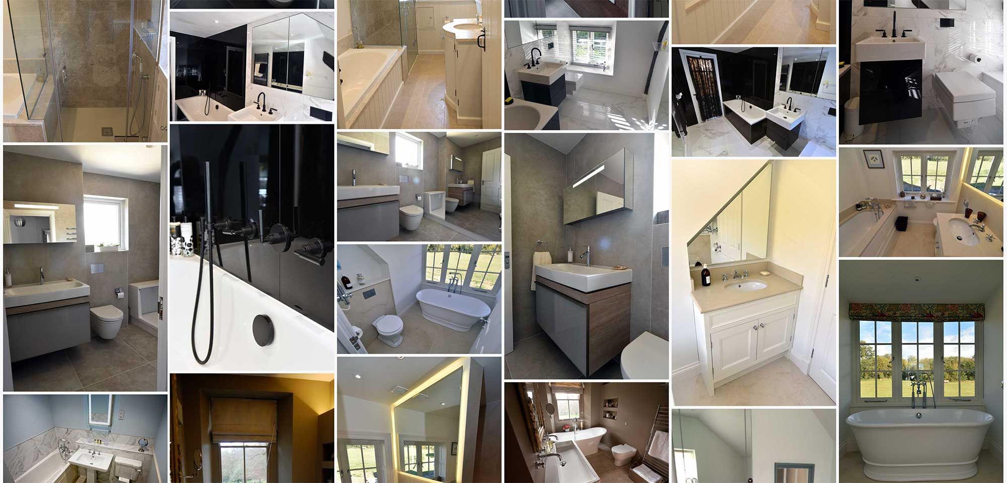 Bathroom inspiration gallery