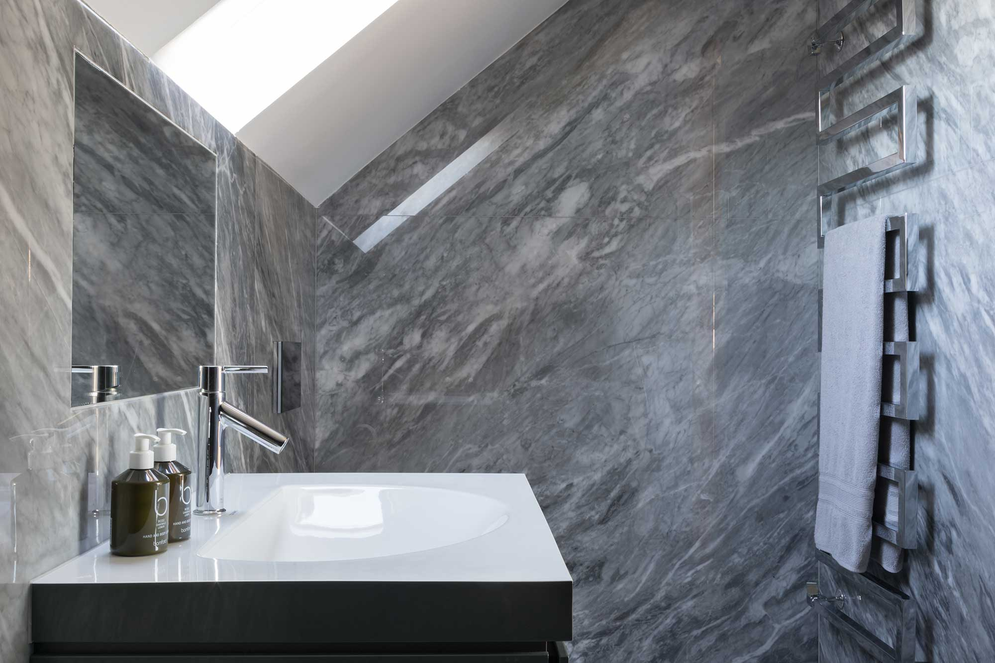 Cambridge Ensuite Bathroom Project By Ocean Bathrooms