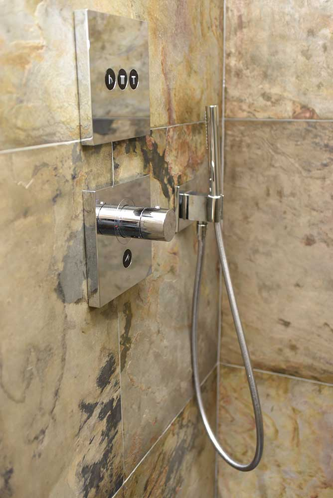 Park House shower enclosure