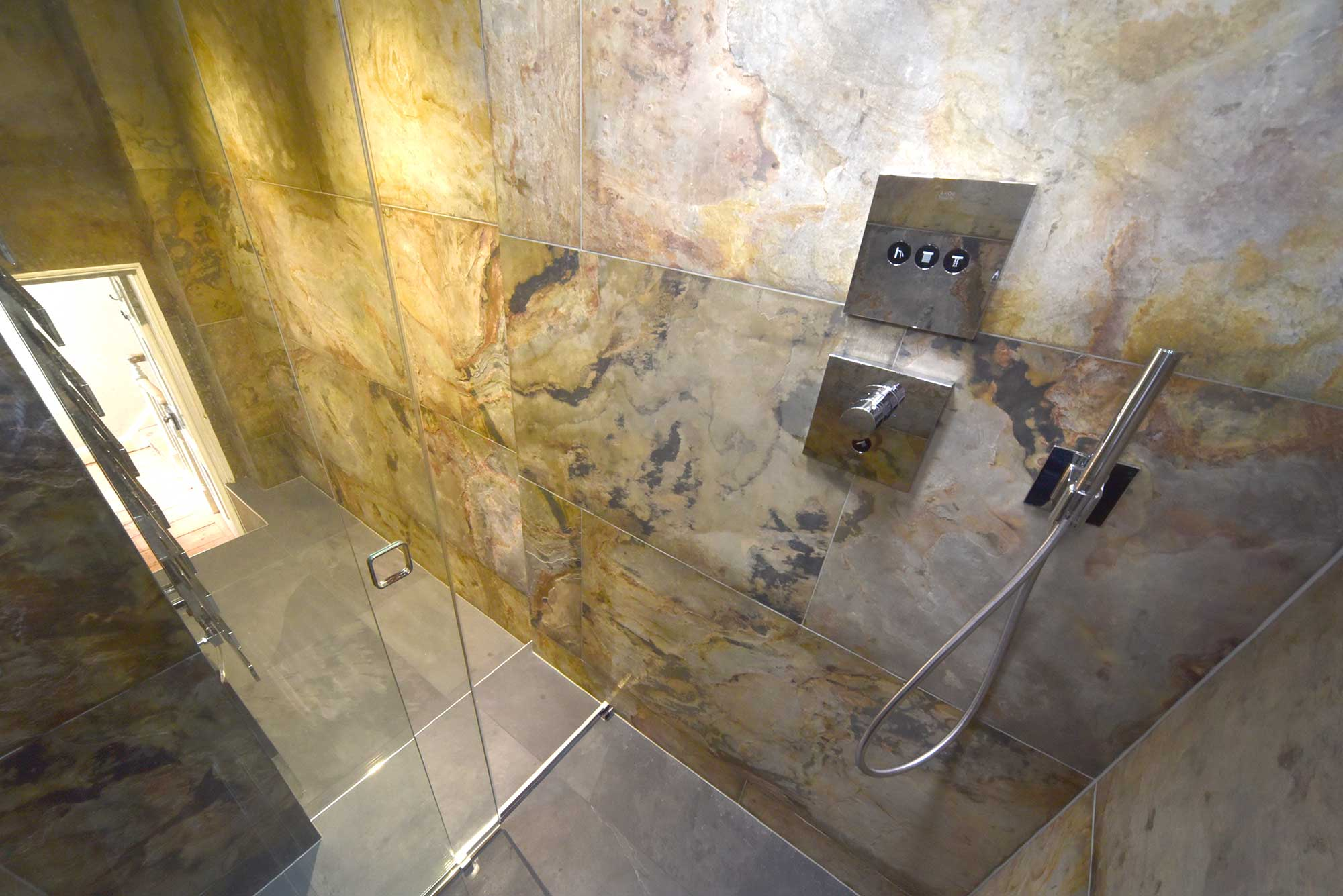 Park House Wet Room Shower Room