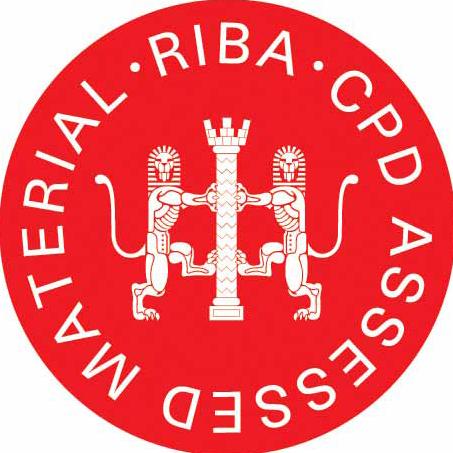 RIBA accredited CPD