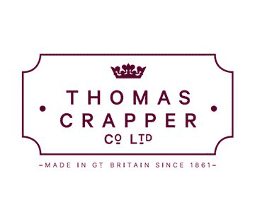Thomas Crapper logo