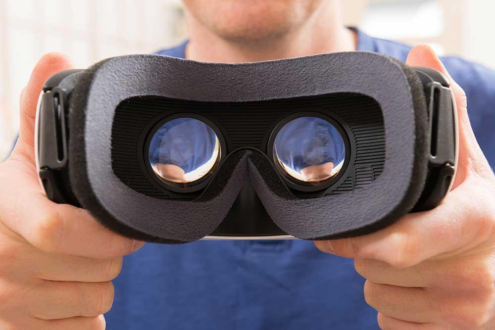 Virtual Reality bathroom design software