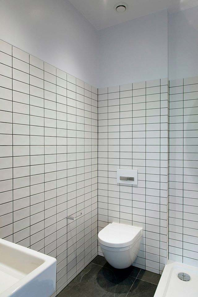 45 Queens Gate wetroom