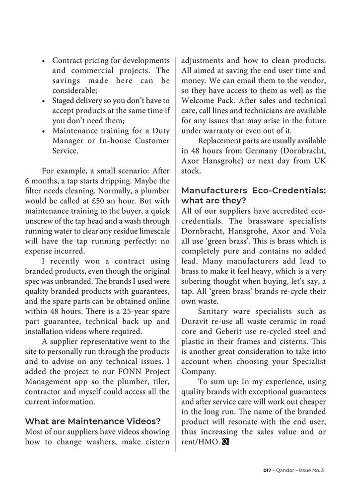 Q Magazine July / July 2020 - page 4