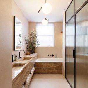 Queens Gate Terrace - Master Bathroom